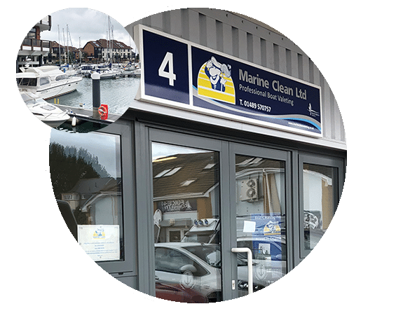 Marine Clean Valeting Southampton Hampshire